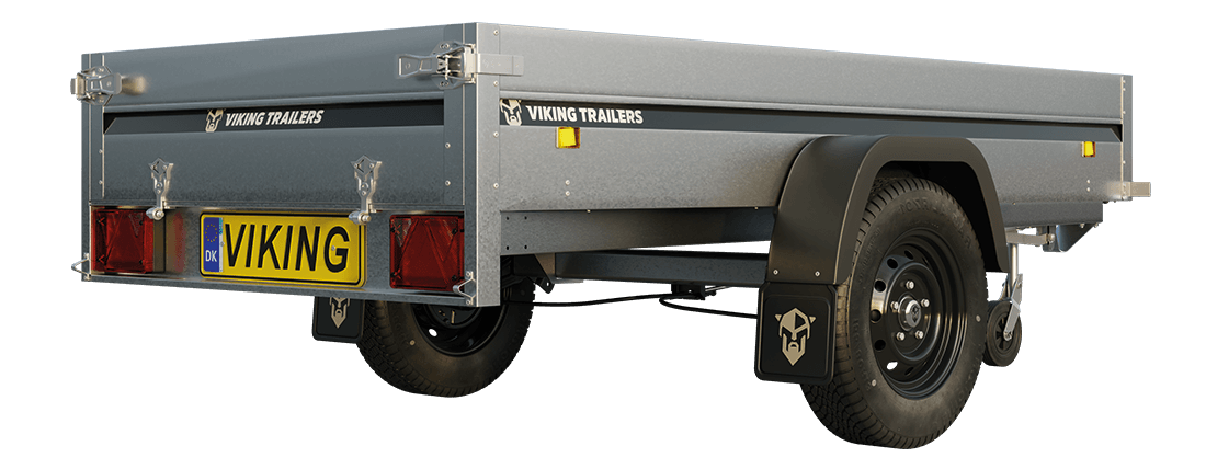 Viking Trailers - Freya